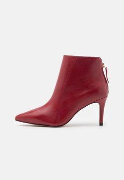 San Marina - VILENCIA - High Heel Stiefelette - rouge