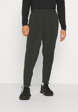 Nike Performance - PANT YOGA - Jogginghose - sequoia/black