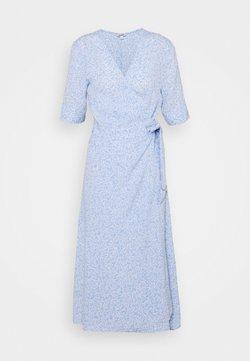 mbyM - SHUBIE - Kjole - undine blue