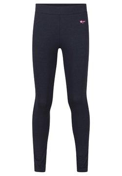 WE Fashion - MEISJES  - Leggings - Hosen - dark blue