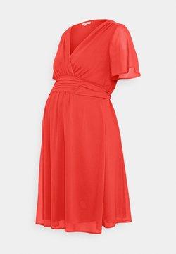 Noppies - DRESS DORRIS - Vestido de cóctel - poinsettia