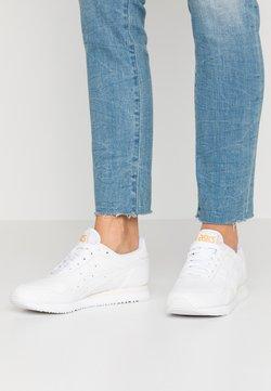 ASICS SportStyle - TIGER RUNNER - Sneaker low - white