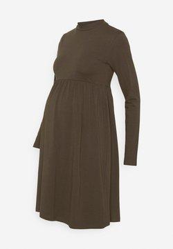 MAMALICIOUS - MLSIA DRESS  - Vestido ligero - beluga