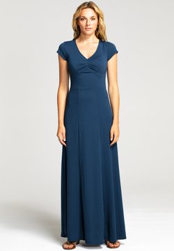 HotSquash - GEMMA  - Vestido largo - blue