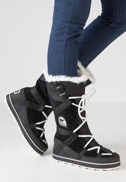 Sorel - GLACY EXPLORER - Snowboot/Winterstiefel - black