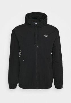 adidas Originals - Kevyt takki - black