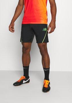 Nike Performance - DRY  - Pantalón corto de deporte - black/volt