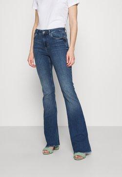 Liu Jo Jeans - BEAT - Flared Jeans - light-blue denim