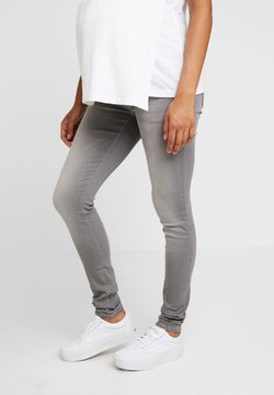 LOVE2WAIT - SOPHIA - Jeans Slim Fit - grey denim