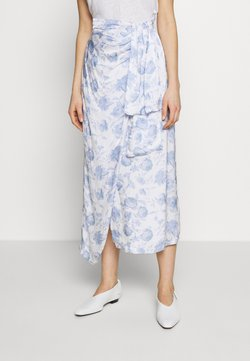 Mother of Pearl - ANNABELLE - A-line skirt - blue