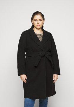 Vero Moda Curve - VMCALAHOPE JACKET - Classic coat - black