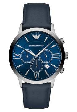 Emporio Armani - Montre à aiguilles - blau