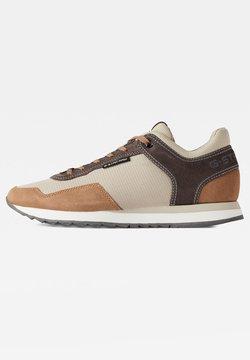 G-Star - CALOW - Sneaker low - bamboo/tan/rover