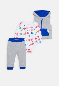 Guess - BABY SET - Smanicato - light heather grey