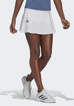 adidas Performance - TENNIS MATCH SKIRT - Falda de deporte - white