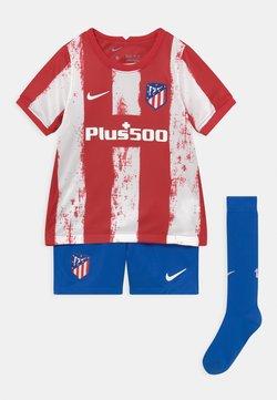 Nike Performance - ATLETICO MADRID H SET UNISEX - Artykuły klubowe - sport red/white