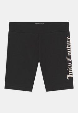 Juicy Couture - JUICY CYCLE - Shortsit - black