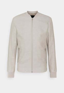 Jack & Jones PREMIUM - JPRJOSH - Giubbotto Bomber - white pepper