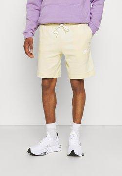 Nike Sportswear - MODERN - Shorts - coconut milk/ice silver/white