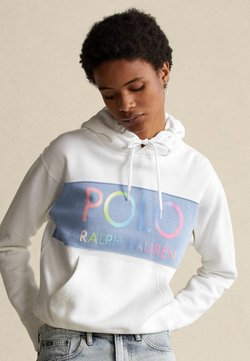 Polo Ralph Lauren - SEASONAL - Sweatshirt - white