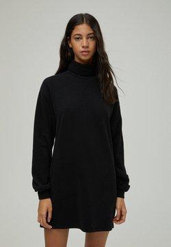 PULL&BEAR - Korte jurk - black