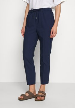 InWear - ZELLA PULL ON PANTS - Stoffhose - ink blue