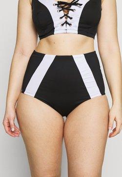City Chic - MESSINIA BRIEF - Bikini-Hose - black