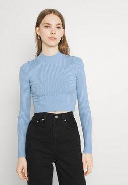 Even&Odd - 2 PACK - Maglione - black/light blue