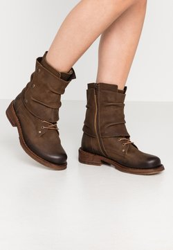 Felmini Wide Fit - COOPER - Veterboots - morat cobre