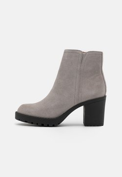 Anna Field - LEATHER - Ankle Boot - grey