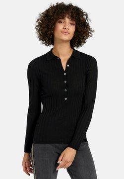 PETER HAHN - Pullover - schwarz