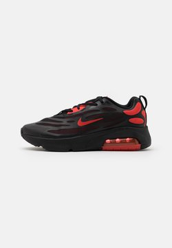 Nike Sportswear - AIR MAX EXOSENSE - Sneakersy niskie - black/chile red