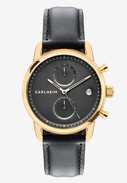 Carlheim - NICHOLAS  - Rannekello ajanottotoiminnolla - rose gold-black
