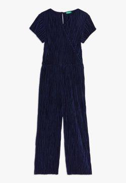 Benetton - OVERALL - Combinaison - dark blue