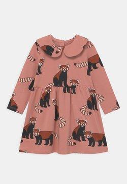 Lindex - DRESS BIG COLLAR RED PANDA - Vestido ligero - dusty pink