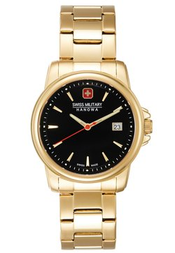 Swiss Military Hanowa - SWISS RECRUIT II - Montre - gold-coloured/black