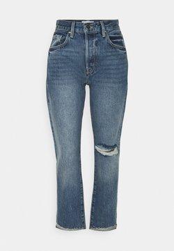 Frame Denim - LE ORIGINAL FRONT CUFF - Slim fit jeans - adrift