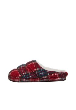 OYSHO - Chaussons - red