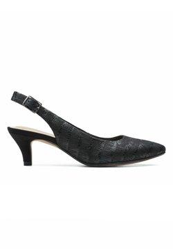 Clarks - LINVALE SONDRA - Tacones - black leather
