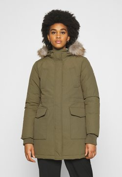Tommy Jeans - TECHNICAL  - Untuvatakki - olive tree