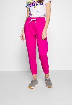 Polo Ralph Lauren - FEATHERWEIGHT - Jogginghose - accent pink