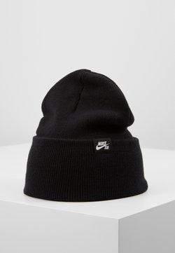 Nike SB - UTILITY - Bonnet - black/white