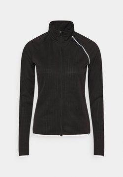 ONLY Play - ONPPERFORMANCE RUN BRUSHED ZIP - Laufjacke - black