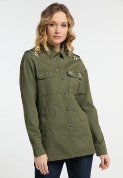 DreiMaster - Chaqueta fina - military green