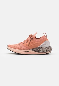 Under Armour - HOVR PHANTOM 2 - Zapatillas de running neutras - mocha rose
