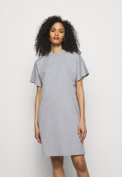 Won Hundred - BROOKLYN DRESS - Vestido ligero - grey melange