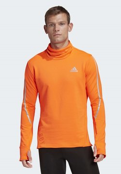 adidas Performance - COLD.RDY COVER-UP - T-shirt sportiva - orange