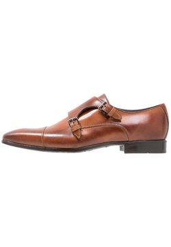 Giorgio 1958 - Business-Slipper - cognac