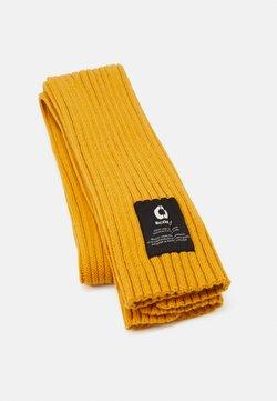 Ecoalf - THICK SCARF UNISEX - Schal - mustard
