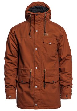 Horsefeathers - PRESTON - Wintermantel - leather brown